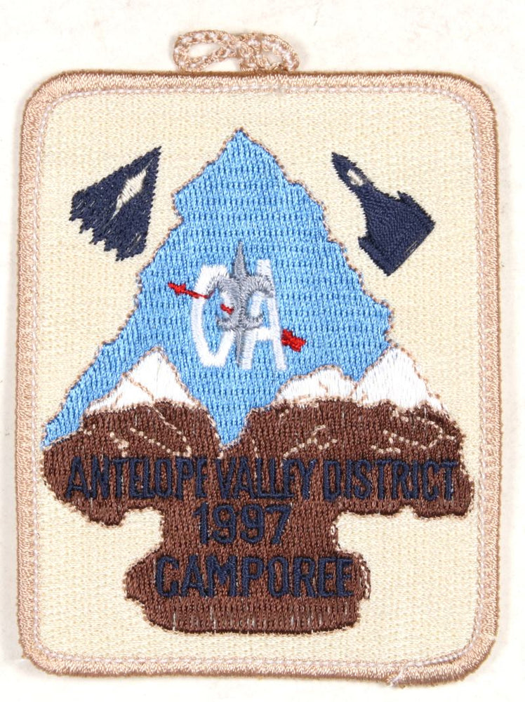 Antelope Valley District Camporee Patch 1997