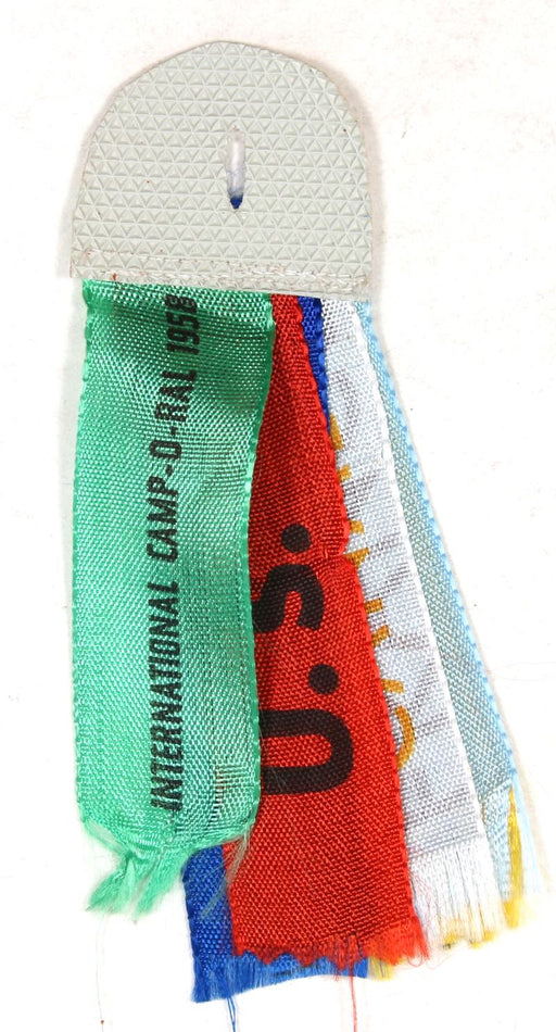 1958 International Camp-O-Ral Ribbon