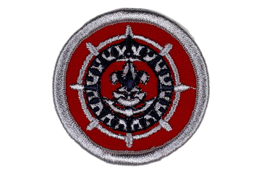 Sea Scout Quartermaster Patch