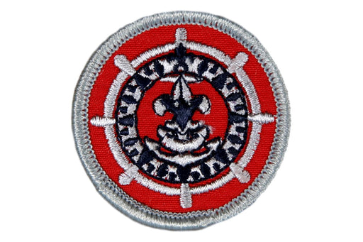 Sea Explorer Quartermaster Patch