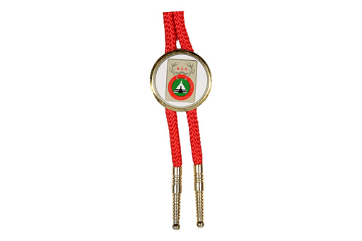 National Camping School Bolo Tie