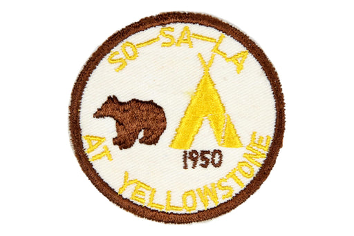 1950 SO-SA-LA at Yellowstone Patch
