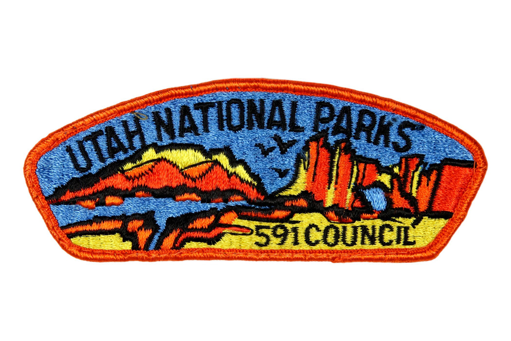 Utah National Parks CSP S-1a