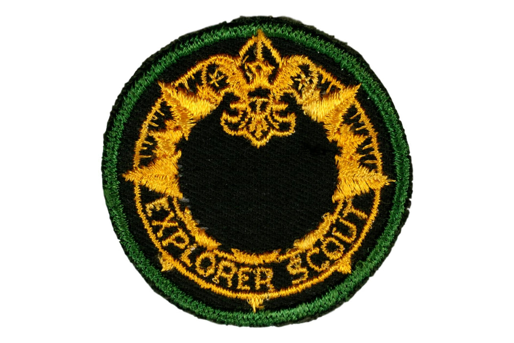 Explorer Apprentice Patch ES-20