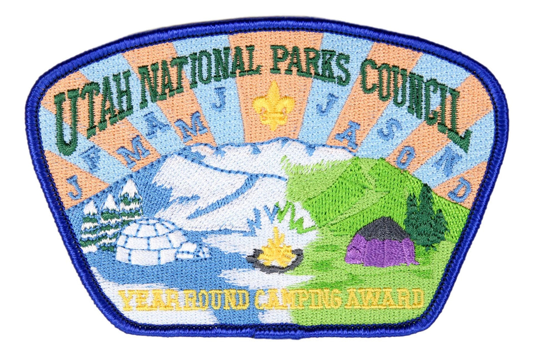 Utah National Parks CSP SA-22:1