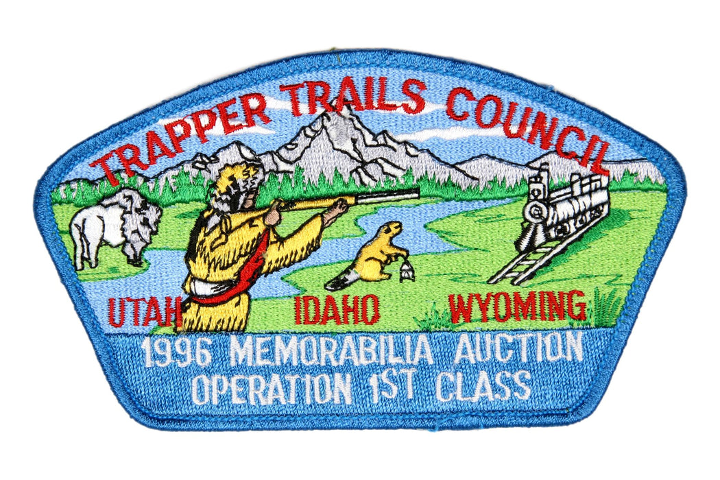 Trapper Trails CSP SA-12