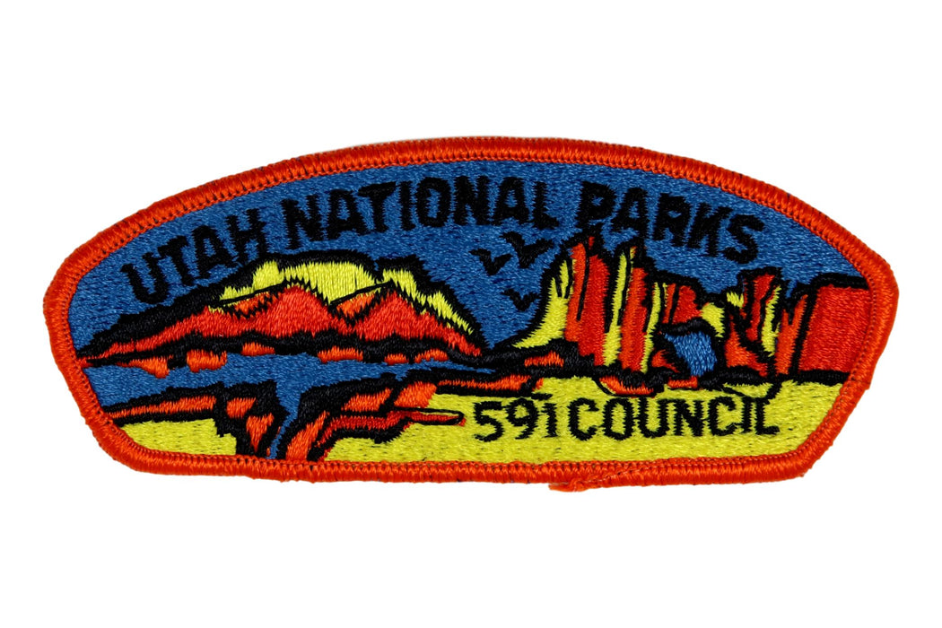 Utah National Parks CSP S-1b
