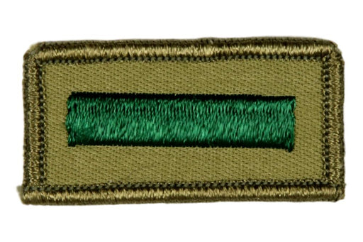 Assistant Patrol Leader Patch 1960s Rolled Edge