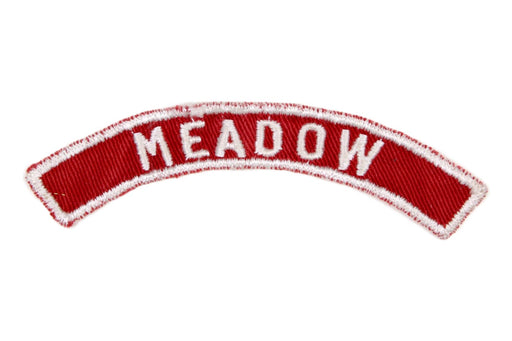 Meadow Red and White City Strip