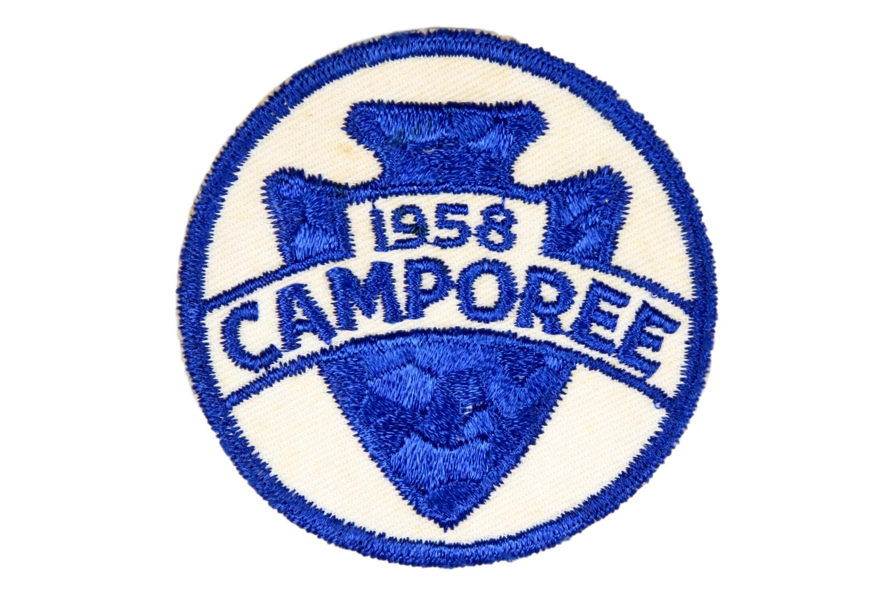 1958 Camporee Patch