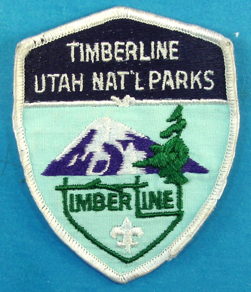 Timberline Training Patch
