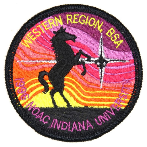 1996 NOAC Western Region Patch