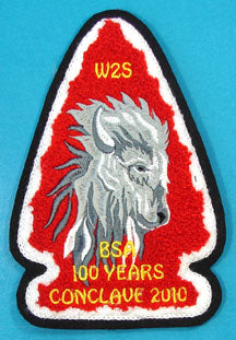 2010 Section W2S Conclave Chenille