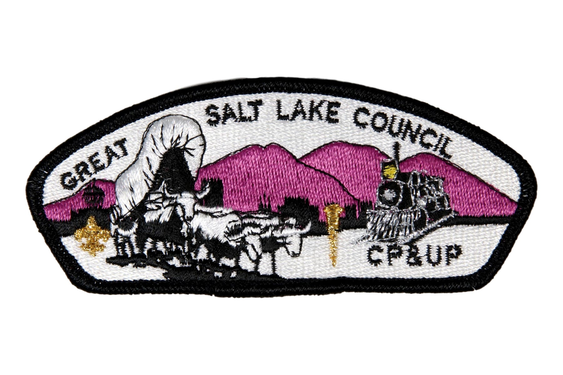Great Salt Lake CSP SA-19