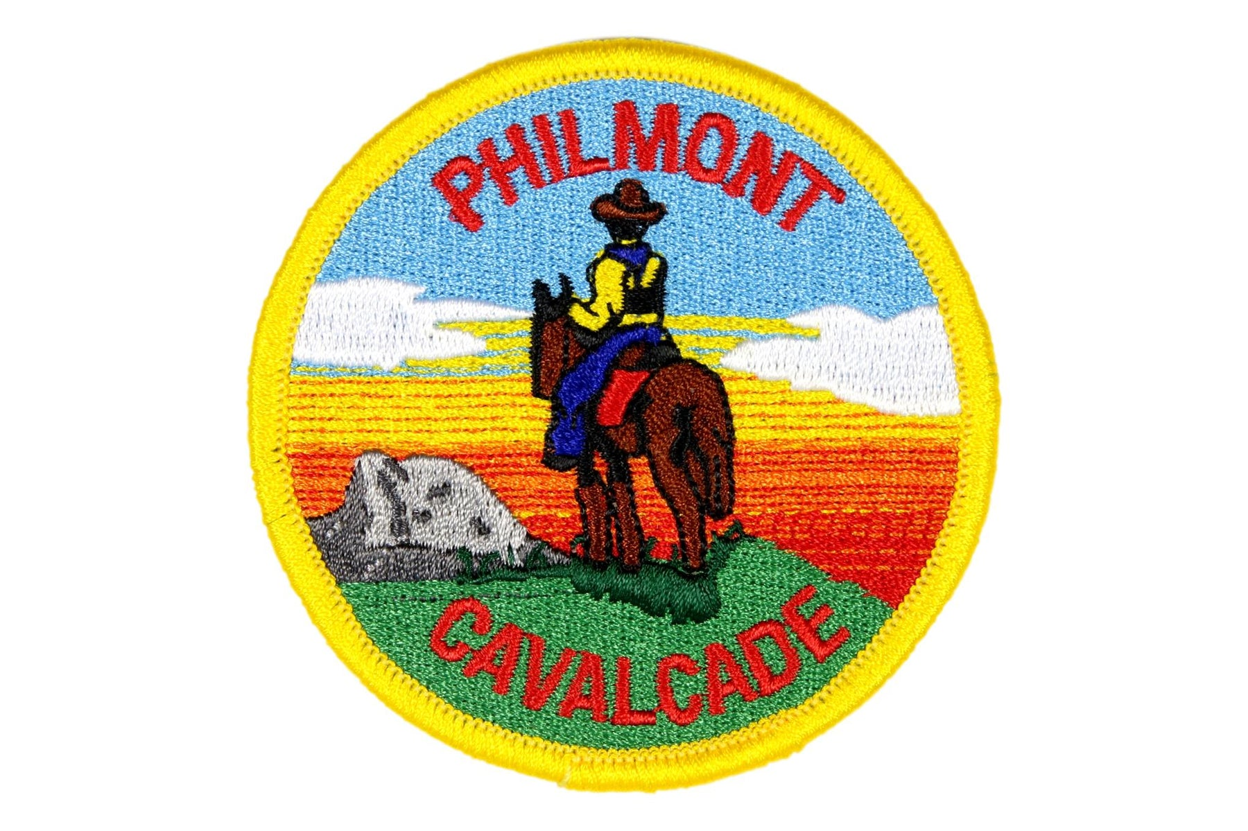 Philmont Cavalcade Patch