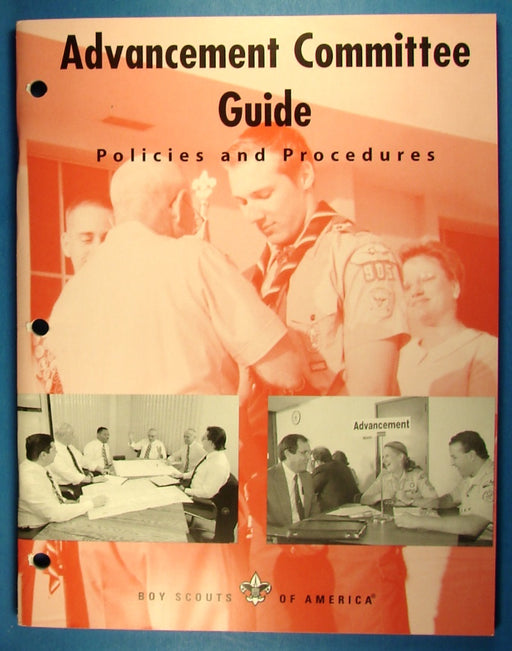 Advancement Committee Guide Book
