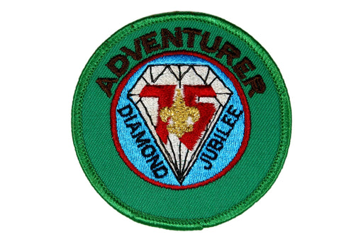 Adventurer Patch Paper Back