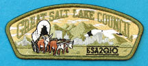 Great Salt Lake CSP SA-204