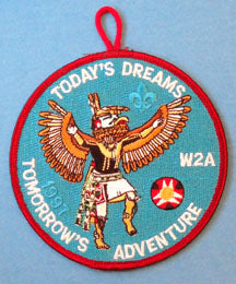 1997 Section W2A Conclave Patch