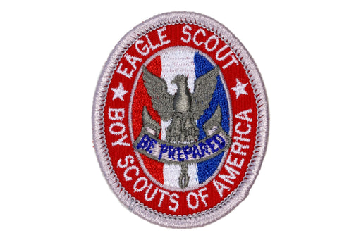 Eagle Rank Patch