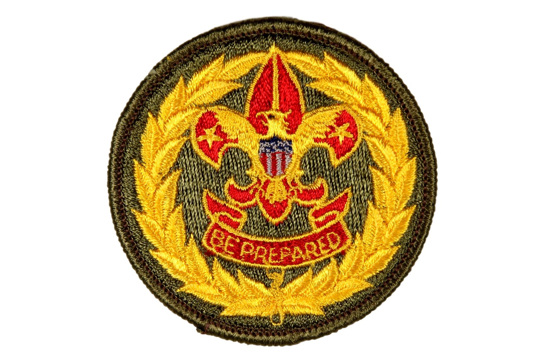Assistant Field Executive Patch 1960s