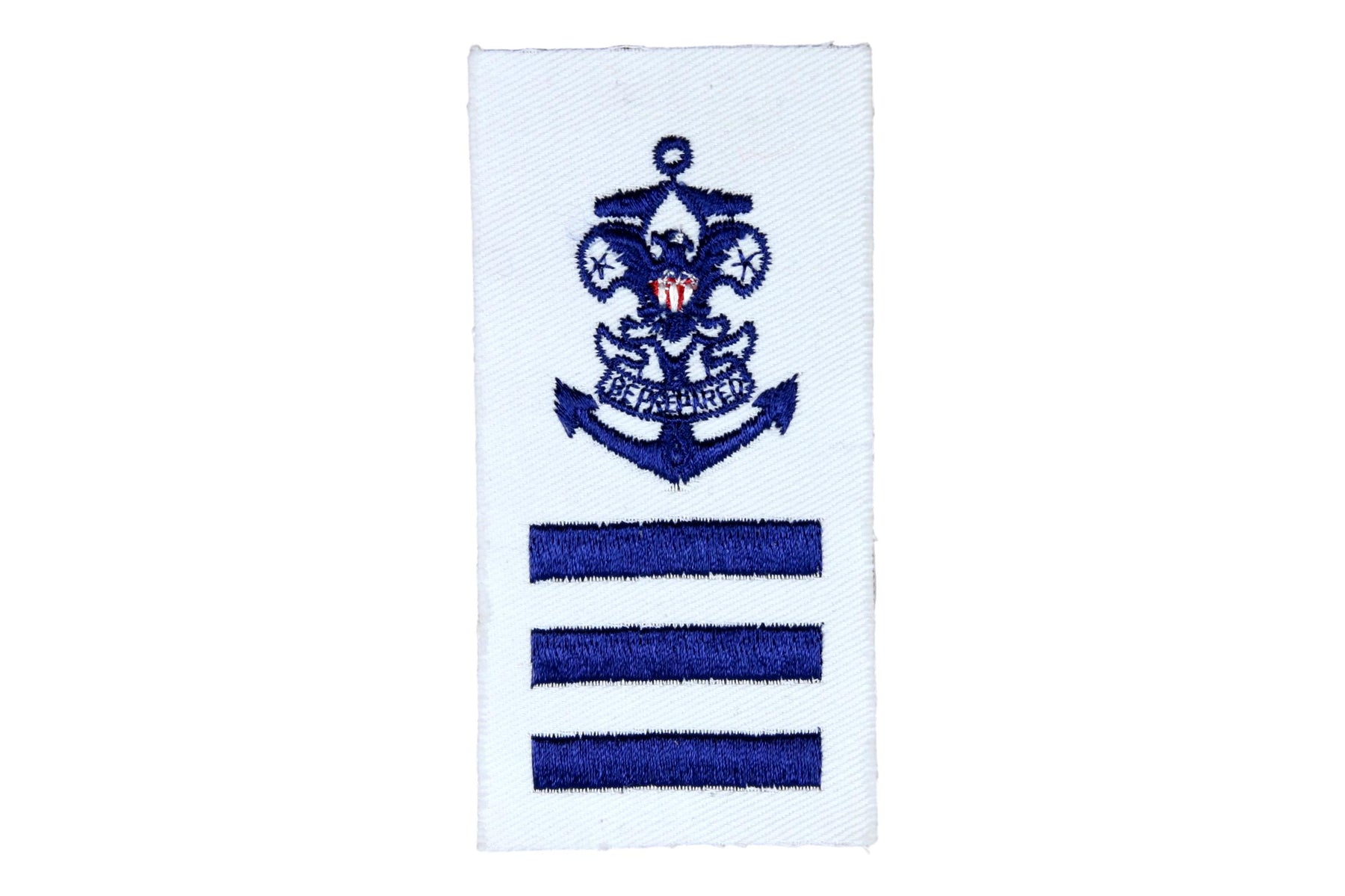 Sea Scout Able Patch