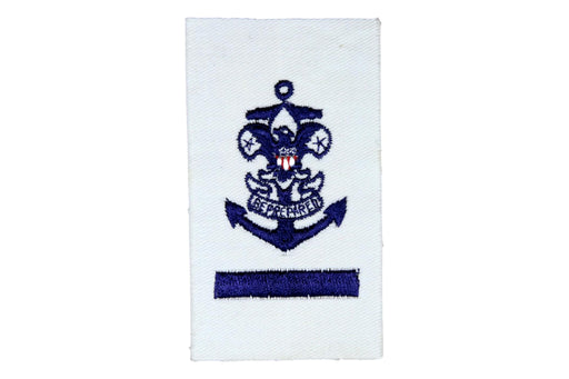 Sea Scout Apprentice Patch