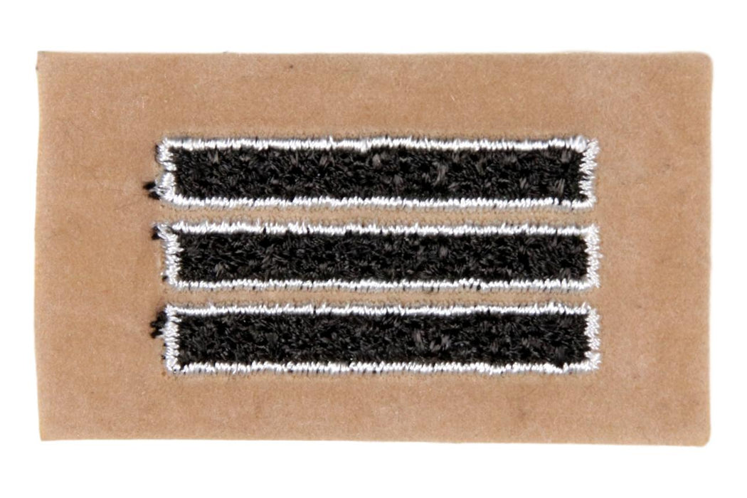 Varsity Scout Letter Bar Patch 3 Bar Type 2