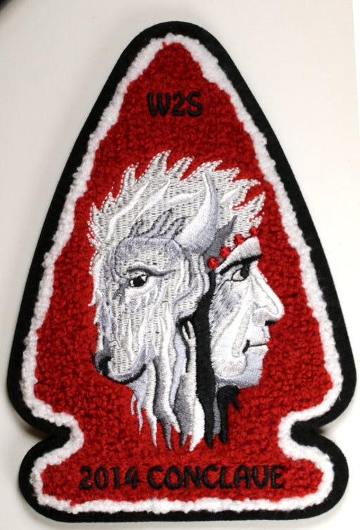 2014 Section W2S Conclave Chenille