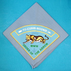 Lodge 508 Neckerchief 2003
