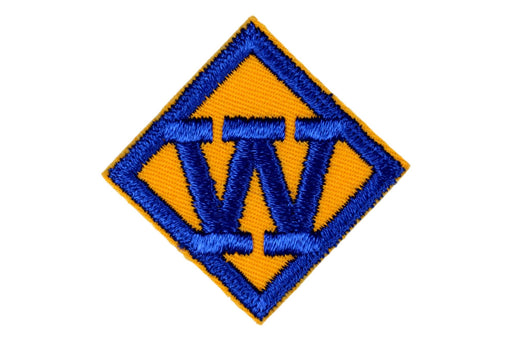 Webelos Den Patch