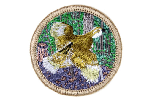 Bobwhite PM Fully Embroidered