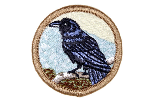 Raven PM Fully Embroidered