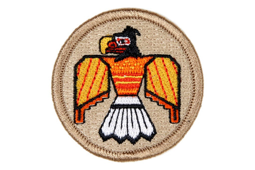 Thunderbird PM Fully Embroidered