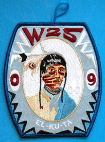 2009 Section W2S Conclave Patch Lodge 520