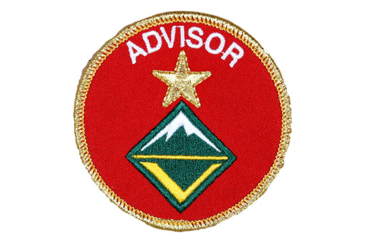Advisor Award of Merit Patch