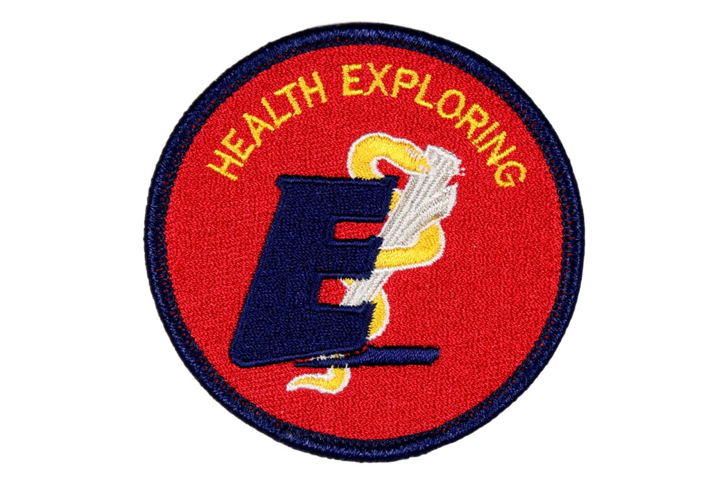 Health Exploring Patch