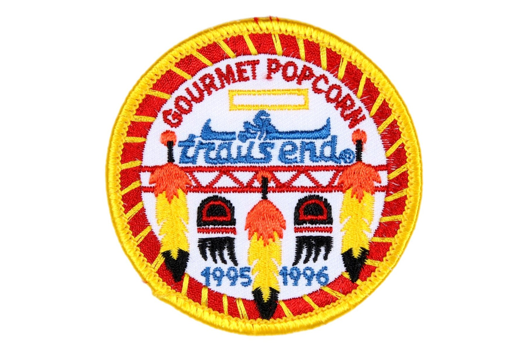 1995-96 Trail's End Popcorn Patch