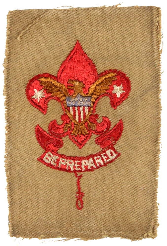 Assistant Scoutmaster Patch 1910s Type I