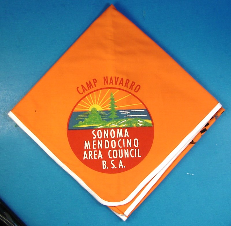 Navarro Camp Neckerchief