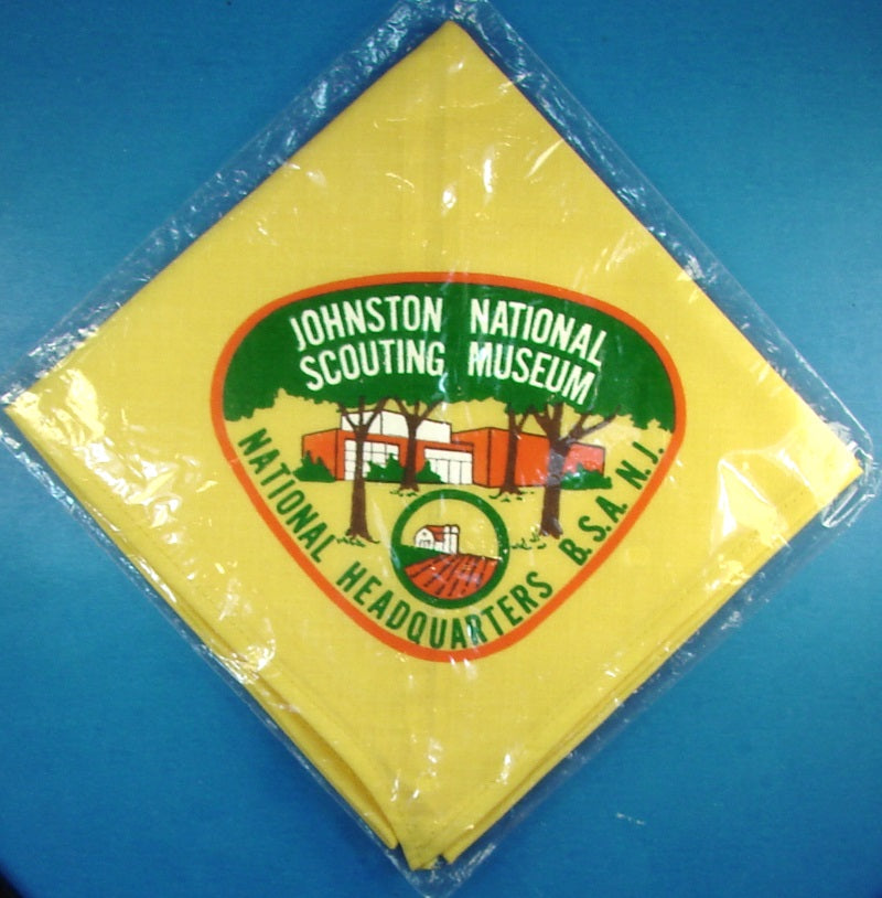Johnston National Scouting Museum Neckerchief