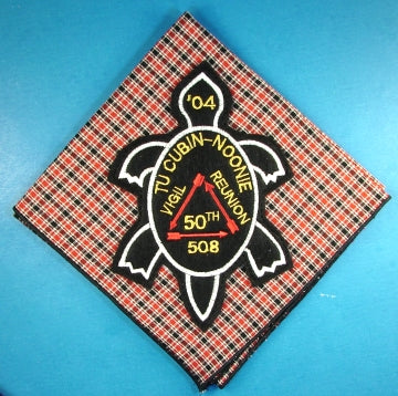Lodge 508 Neckerchief 2004 Vigil Reunion