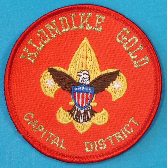 Klondike Gold Patch