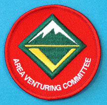 Area Venturing Committee Patch