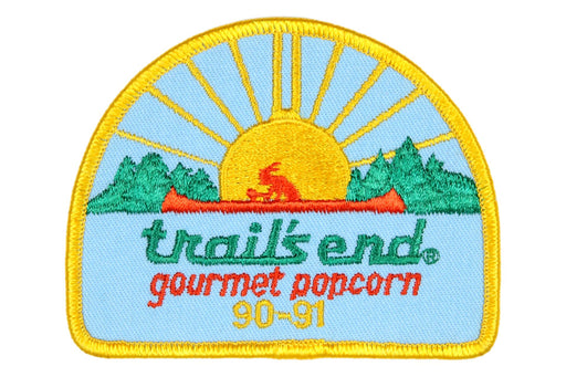 1990-91 Trail's End Popcorn Patch
