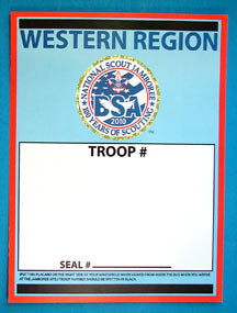 2010 NJ Bus Placard Western Region