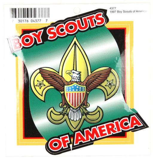 Boy Scouts of America Sticker