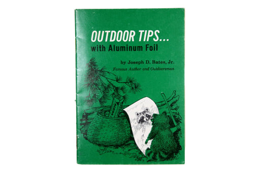 Outdoor Tips with Aluminum Foil Booklet