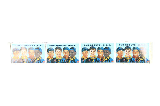 Cub Scout Stamps (4)