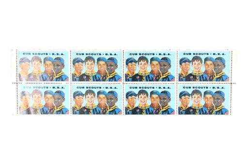 Cub Scout Stamps (8)